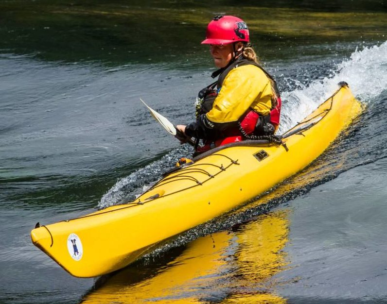 Surge Narrows with Blue Dog Kayaking
