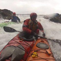 Rock Hopping with Blue Dog Kayaking