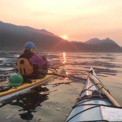 Mill Bay & West Coast with Blue Dog Kayaking