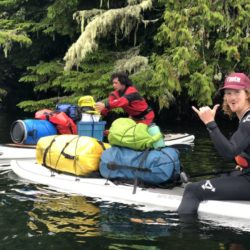 SUP Instructional Tours with Blue Dog Kayaking